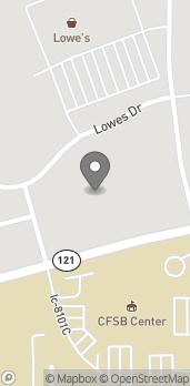 Map of 1414 Hwy 121 in Murray