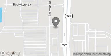 Map of 1454 S. Randall Rd in Algonquin