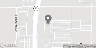 Mapa de 12102 S IL Route 47 en Huntley