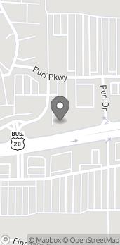 Mapa de 6270 E State St en Rockford