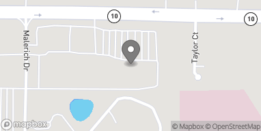 Mapa de 1479-B Woodlawn Rd en Lincoln