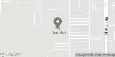 Map of 8917 N Allen Rd in Peoria