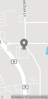 Map of 226061 Rib Mountain Drive in Wausau
