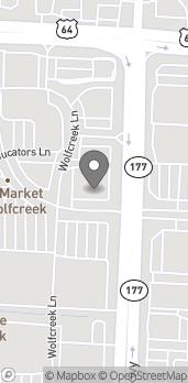 Map of 2825 N. Germantown Parkway in Memphis