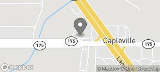 Map of 4941 Lamar Ave in Memphis