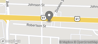 Map of 3740 Airline Highway in Metairie