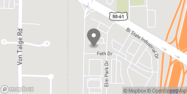 Mapa de 4133 Elm Park Dr en St. Louis