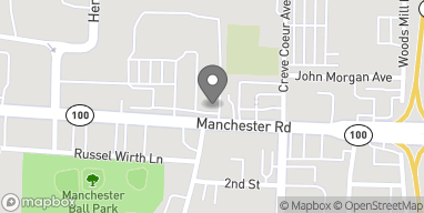 Map of 14321 Manchester Rd in Manchester