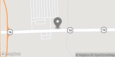 Mapa de 1108 W Oak St en Amite