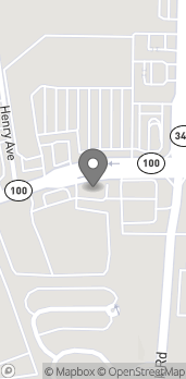 Map of 15924 Manchester Road in Ellisville