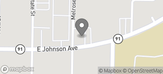 Map of 1902 East Johnson Ave. in Jonesboro