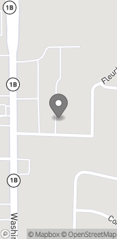 Map of 2316 N Washington St in Forrest City