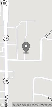 Mapa de 2316 N Washington St en Forrest City