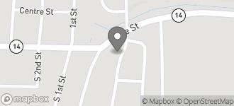 Map of 102 Race Street in Rolling Fork