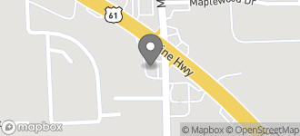 Map of 5460 Airline Hwy. in Baton Rouge