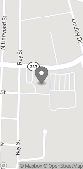 Map of 2100 Malcolm Ave in Newport