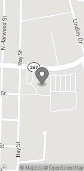 Mapa de 2100 Malcolm Ave en Newport