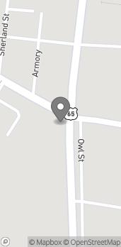 Mapa de 101 Hwy 65 S en Mc Gehee