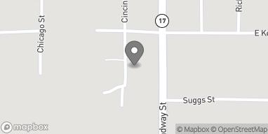 Map of 836 Broadway Street in Delhi