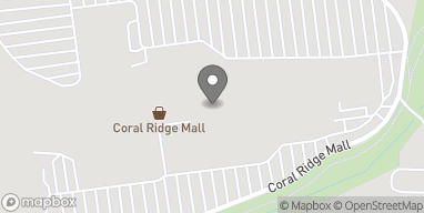 Map of 1451 Coral Ridge Ave in Coralville