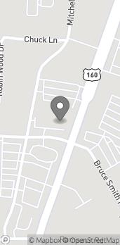 Mapa de 1629 Bruce Smith Pkwy en West Plains