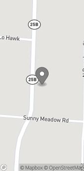 Mapa de 1141 Hwy 25B N en Heber Springs