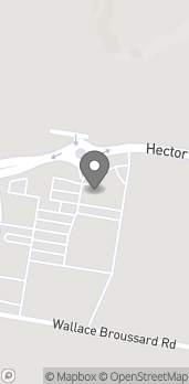 Map of 200 Hector Connoly Rd in Carencro