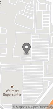 Mapa de 204 S Rockwood Rd en Cabot