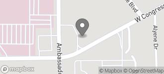 Map of 4154 W. Congress St in Lafayette