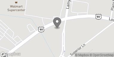 Mapa de 2770 Louisville Ave en Monroe
