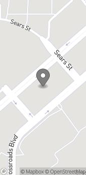 Map of 2841 Crossroads Blvd in Waterloo