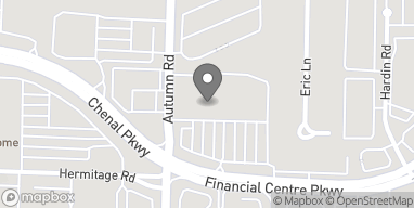 Mapa de 11520 Financial Center Pkwy en Little Rock