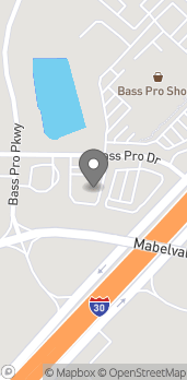 Map of #6 Bass Pro Dr. in Little Rock