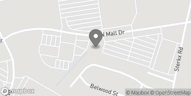 Mapa de 2041 North Mall Drive en Alexandria