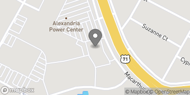 Mapa de 1800 Macauthur Dr en Alexandria