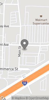 Map of 307 Bryant Ave in Bryant