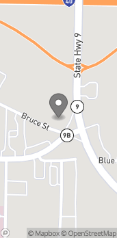 Map of 24 Bruce St in Morrilton