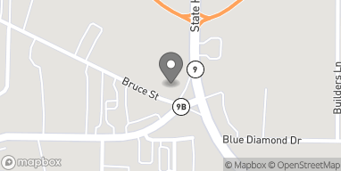 Mapa de 24 Bruce St en Morrilton