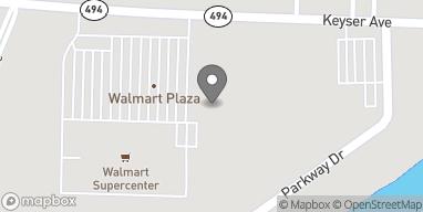 Mapa de 929 Keyser Ave en Natchitoches