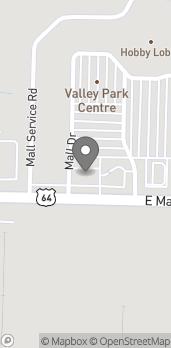 Mapa de 3075 E. Main St en Russellville