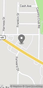 Map of 1313 Hwy 62/65 N in Harrison
