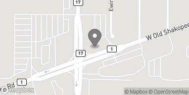 Map of 3826 W Old Shakopee Road in Bloomington