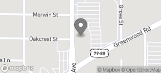 Map of 3803 Jewella Street in Shreveport