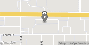 Map of 306 West Hickman Rd in Waukee
