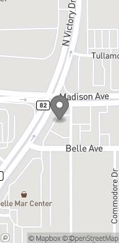 Map of 511 Holly Lane in Mankato