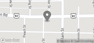 Map of 2223 New Boston Road in Texarkana
