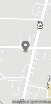 Map of 910 A S Neosho Blvd in Neosho