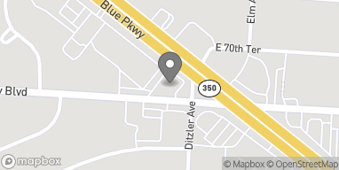 Mapa de 9105 Missouri 350 en Raytown