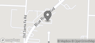 Map of 9325 Blue Ridge Blvd. in Kansas City