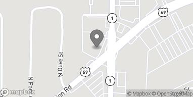 Map of 2516 NE Vivion Rd in Kansas City